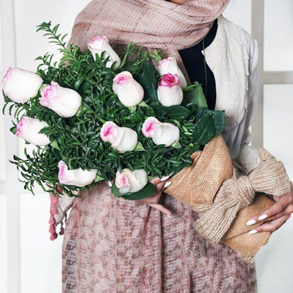 گل رز بالا ماتیکی